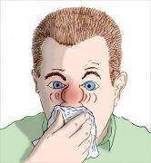 鼻涕倒流总想吐痰是怎么回事