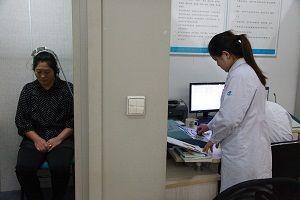 听力检查室